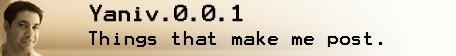 Yaniv.0.0.1